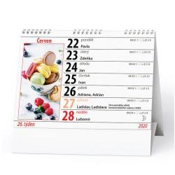 Stolní kalendář 2020 Velký rok