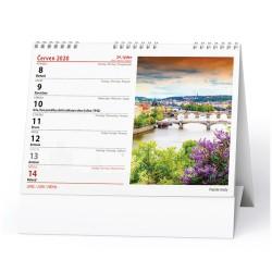 Stolní kalendář 2020 Praha