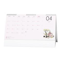 Stolní kalendář 2020 -2020 Dvouletý kalendář