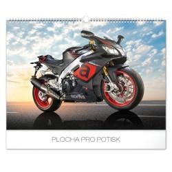 Nástěnný kalendář 2020 Superbikes