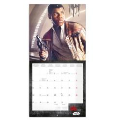 Nástěnný kalendář 2020 Star Wars