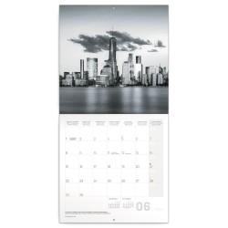 Nástěnný kalendář 2020 New York