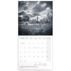 Nástěnný kalendář 2020 Londýn