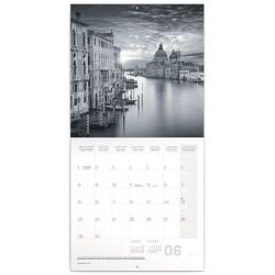 Nástěnný kalendář 2020 Benátky