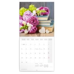 Nástěnný kalendář 2020 Design in Living