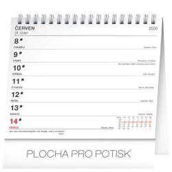 Stolní kalendář Berušky s citáty 2020
